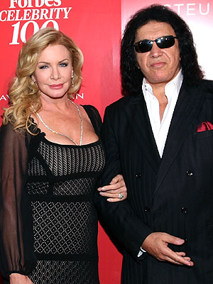 Gene Simmons Is Married | Gene Simmons