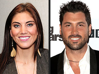 Hope Solo: Maksim Slapped Me Hard During Dancing Rehearsals
