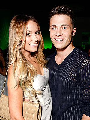 Lauren Conrad & Colton Haynes: New Couple Alert? | Lauren Conrad