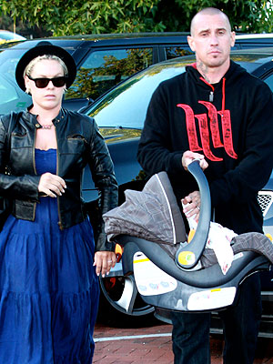 Pink & Carey Hart Take Willow Sage to Nobu | Carey Hart, Pink