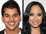 Cheryl Burke & Rob Kardashian Hit the Clubs Together | Cheryl Burke