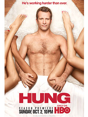 PHOTO: Hung Star Thomas Jane Gets Naked for Season 3 | Hung