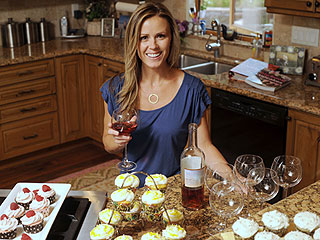 How to Bake Trista Sutter's Favorite (Boxed Wine) Cupcakes | Trista Rehn