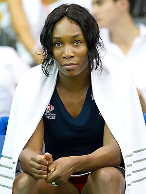 Venus Williams Leaves U.S. Open Because of Sjogren&#39;s Syndrome