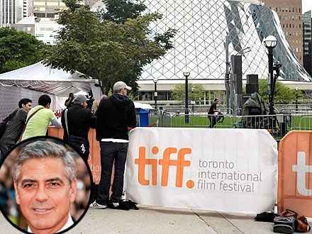 Toronto International Film Festival: George Clooney, Madonna Attending