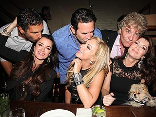 PHOTO: Real Housewives of Beverly Hills Celebrate Premiere in N.Y.C. | Adrienne Maloof, Kyle Richards, Lisa Vanderpump