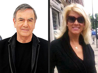Neil Diamond, Katie McNeil (His Manager) Engaged