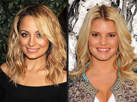 Jessica Simpson: Nicole Richie Addresses Feud Rumor