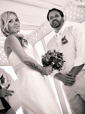 Country Singer Randy Houser Weds Jessa Lee Yantz