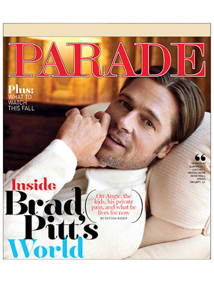 Brad Pitt Explains Being a Satisfied Man | Brad Pitt