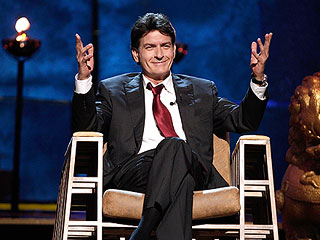 Inside Charlie Sheen's Comedy Central Roast | Charlie Sheen