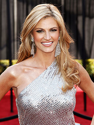 Erin Andrews: Dry Mouth and Sweat Played into Hosting DWTS | Erin Andrews