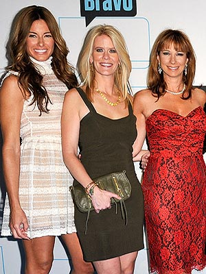 POLL: Which NYC Housewife Should be Spared? | Alex McCord, Jill Zarin, Kelly Bensimon