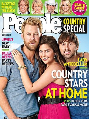 Lady Antebellum: New Nashville Homes, New Album