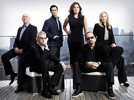 PHOTO: The New Look of Law & Order: SVU | Mariska Hargitay
