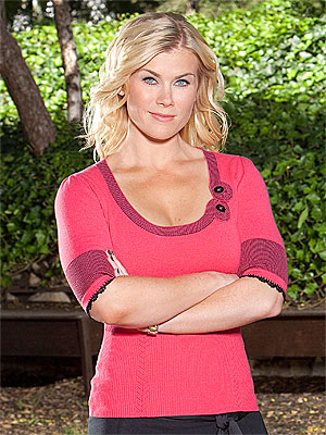Biggest Loser's Alison Sweeney: Becky Made Me Cry!