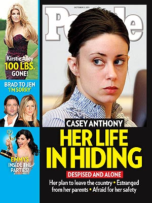 Casey Anthony: Hiding Out in Fear | Casey Anthony