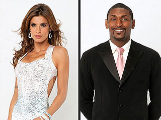 SPOILER: Did Elisabetta Canalis or Ron Artest Survive DWTS's First Elimination? | Elisabetta Canalis, Ron Artest