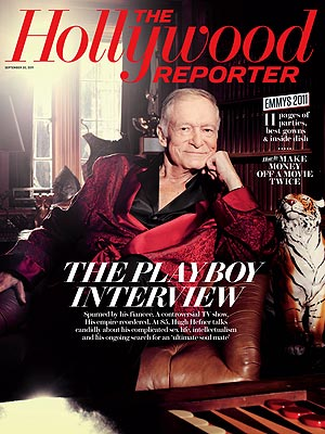 Hugh Hefner: Crystal Harris & I Had Sex 'Once a Week' | Hugh Hefner