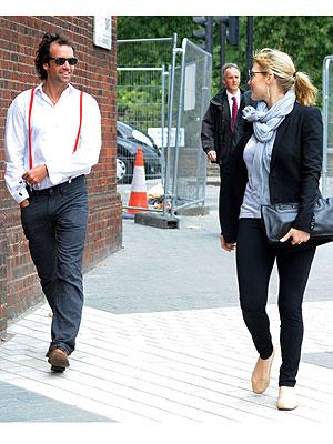 Is Kate Winslet Dating Richard Branson's Nephew?   Kate Winslet