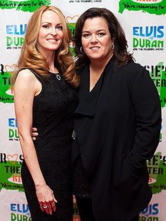 Rosie O'Donnell and New Girlfriend Bonded Over Dogs
