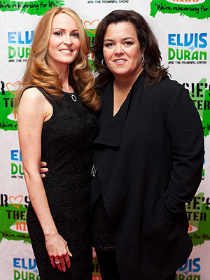 Who Is Rosie O'Donnell's New Girlfriend?