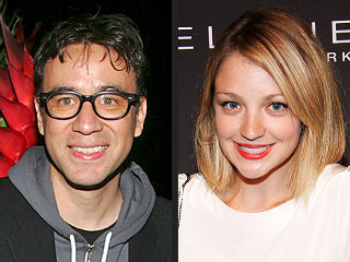 SNL's Fred Armisen and Abby Elliott Split | Fred Armisen