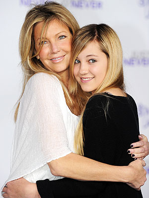 Heather Locklear Engagement: Daughter's Reaction