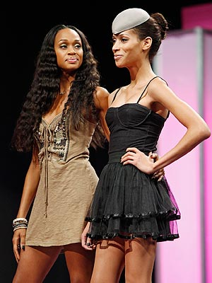 Top Model's Isis: 'I Never in a Million Years Saw This Coming'