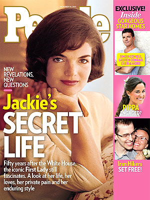 Inside the Secret, Flirtatious Life of Jackie Kennedy