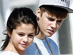 Justin & Selena&#39;s Sweet Movie Date | Justin Bieber, Selena Gomez