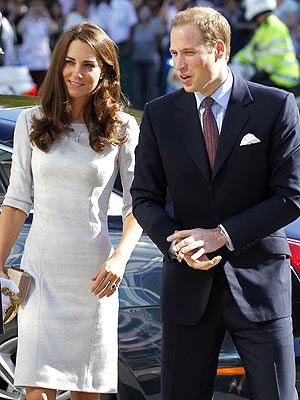 Prince William, Kate Middleton: Royal Ascension