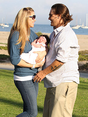 PHOTO: Meet Kevin Federline's New Daughter | Kevin Federline
