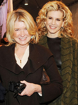 Martha Stewart's Daughter Alexis Stewart Talks About Terrible Childhood