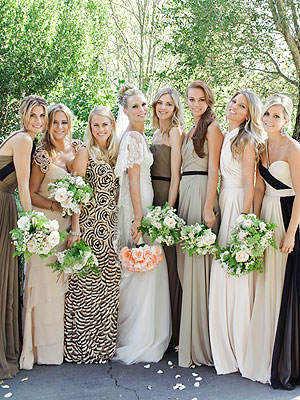 Molly Sims's Official Wedding Photos| Weddings, Molly Sims