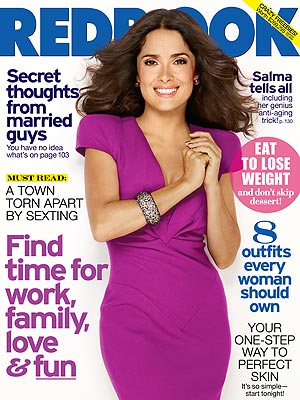Salma Hayek: 'I'm Nobody's Barbie' | Salma Hayek