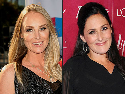Ricki Lake & Chynna Phillips's Post-DWTS Indulgence: Facials! | Ricki Lake