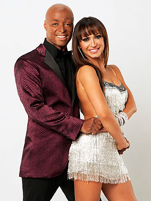 J.R. Martinez Wins Dancing with the Stars | J.R. Martinez, Karina Smirnoff