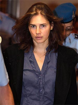 Amanda Knox Gets $4 Million for Her Book: Report