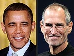 Steve Jobs Tributes from President Obama, Bill Gates | Barack Obama, Steve Jobs