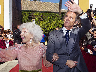 Spain's Duchess of Alba Weds for the Third Time – at 85| Weddings