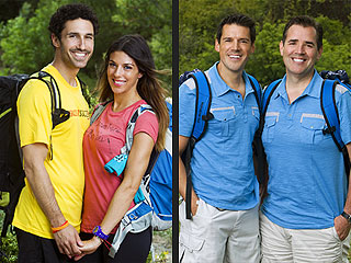 Amazing Race First: Two Teams Eliminated in Indonesia