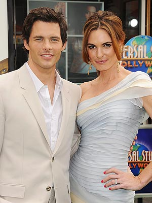 X-Men Star James Marsden Splitting from Wife