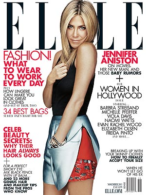 Jennifer Aniston: 'There's No Desperation' to Have a Baby| Evan Rachel Wood, Jennifer Aniston, Michelle Pfeiffer