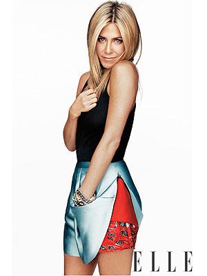Jennifer Aniston: 'There's No Desperation' to Have a Baby | Jennifer Aniston
