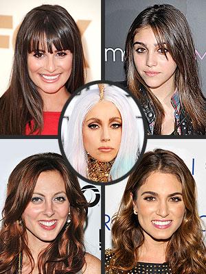 POLL: Who Should Play Lady Gaga in a Lifetime Movie? | Eva Amurri, Lady Gaga, Lea Michele, Lourdes Leon, Nikki Reed