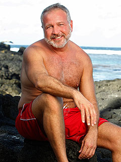 Survivor's 'Papa Bear': I Went In A Warrior, I Left a Gentleman