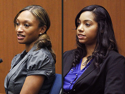 Michael Jackson Trial: Conrad Murray's Girlfriends Testify