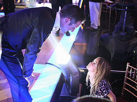 Dancing with the Stars: David Arquette's Daughter Talks About 'Cranky' Judges