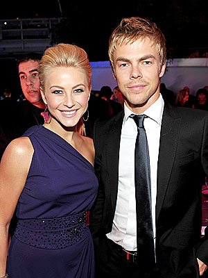 Julianne Hough 'Nervous' About Return to Dancing | Derek Hough, Julianne Hough